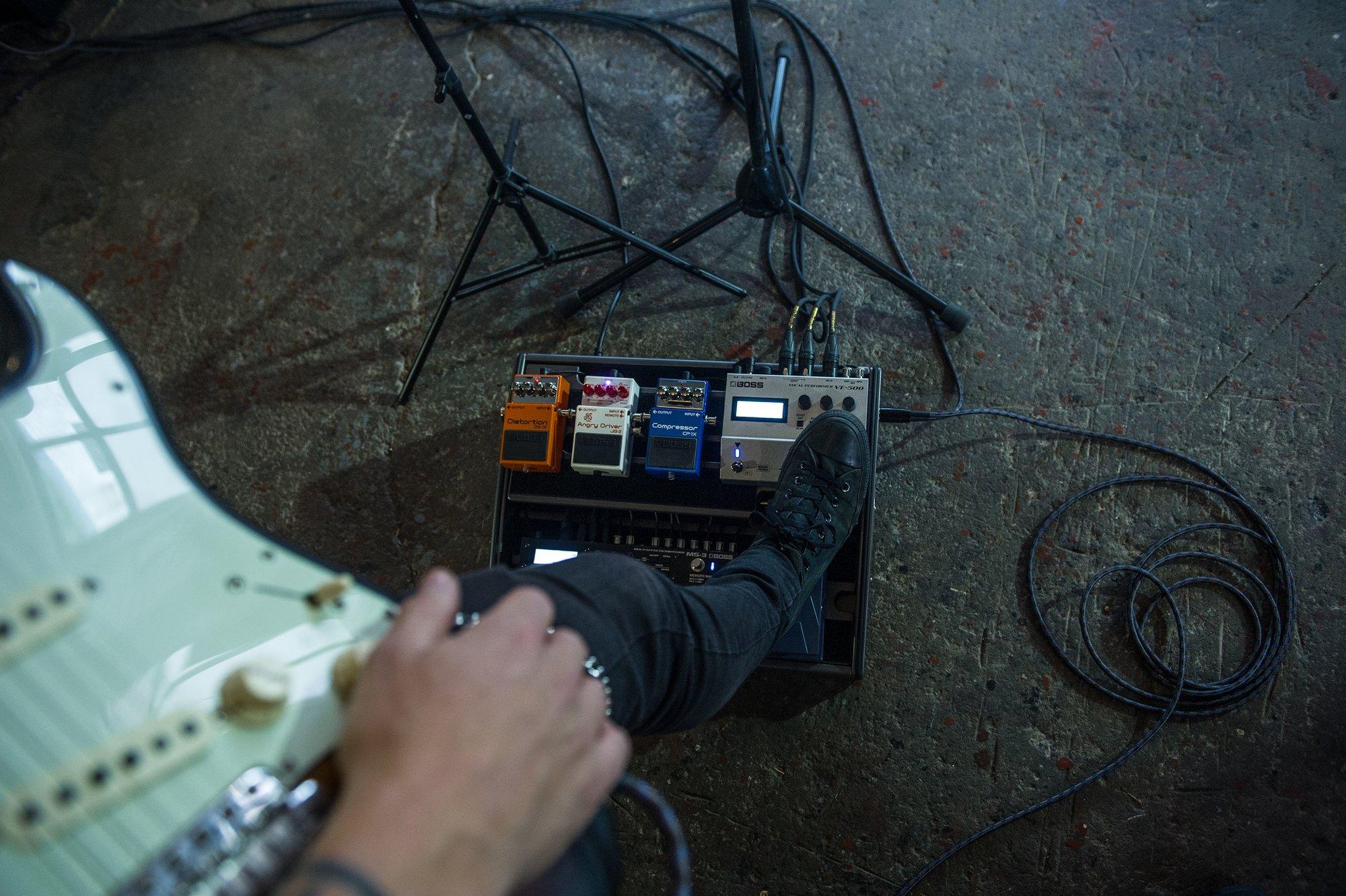 Boss VE-500 Vocal Performer - Sound1 com