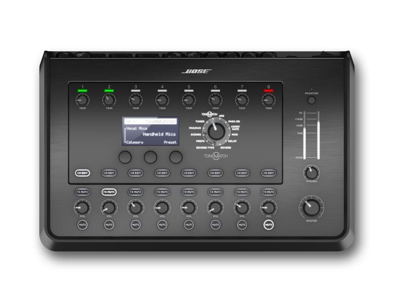 Bose T8S ToneMatch Digitalmikser - Sound1.com